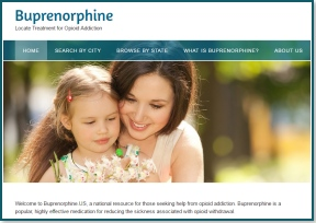 buprenorphine-website